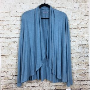 Fresh Produce Open Front Cardigan